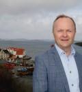 Daglig leder i GMC-Eiendom, Lars Stangeland. FOTO: PER THIME