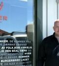 Grunder Eivind Rygg er klar for å satse på Tasta med sin Birger Bra Burger har åpnet på Tasta. FOTO: PER THIME