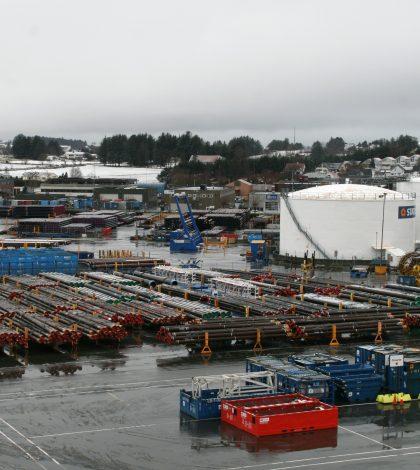 Flere arbeidsplasser ryker i Dusavik. Arkivbilde: Per Thime